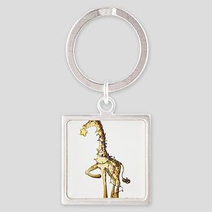 Shiny Giraffe Keychains