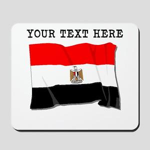 Custom Egypt Flag Mousepad