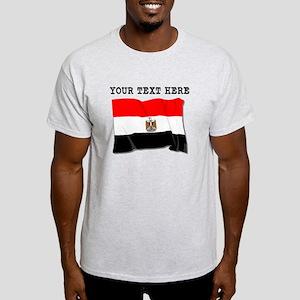 Custom Egypt Flag T-Shirt