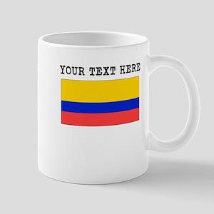 Custom Ecuador Flag Mugs