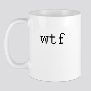 WTF - What the fuck Mug