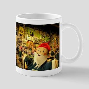 Street Art Gnome Mugs