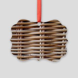 Basket Ornament