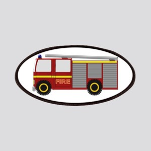 Fire Truck Patches
