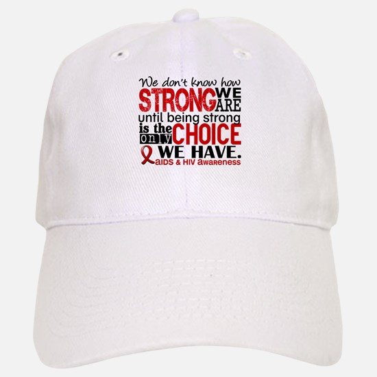 AIDS How Strong We Are Hat