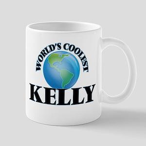 World's Coolest Kelly Mugs