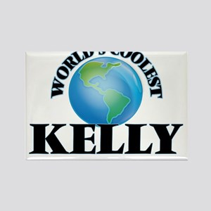 World's Coolest Kelly Magnets