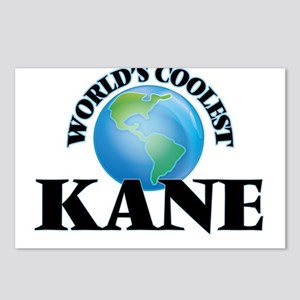World's Coolest Kane Postcards (Package of 8)