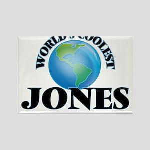 World's Coolest Jones Magnets