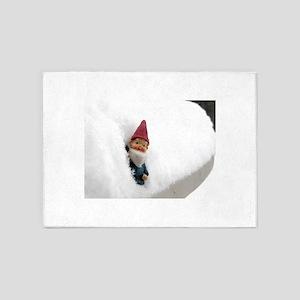 Snowbound Hector 5'x7'Area Rug