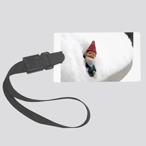 Snowbound Hector Large Luggage Tag