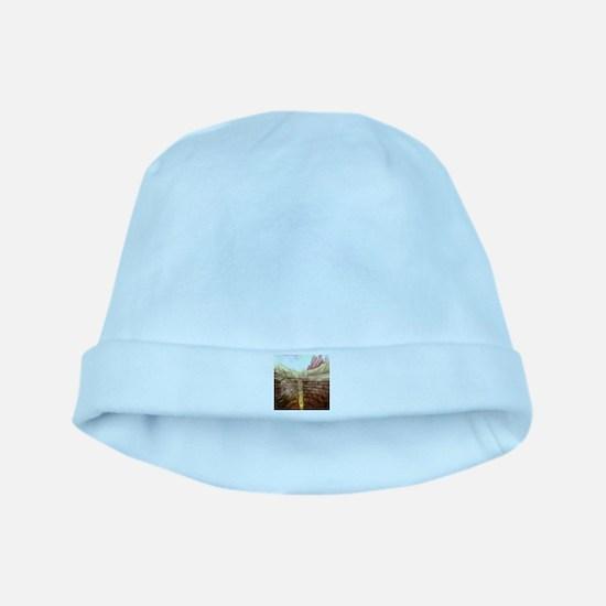 Labyrinth baby hat