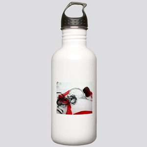 Masked Queens Snow Stainless Water Bottle 1.0L