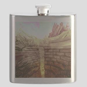 Labyrinth Flask
