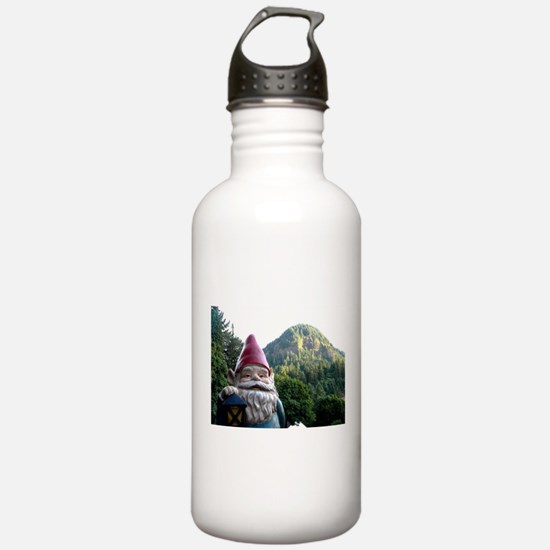 Mountain Gnome Water Bottle