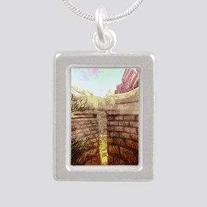Labyrinth Necklaces