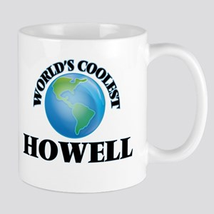 World's Coolest Howell Mugs