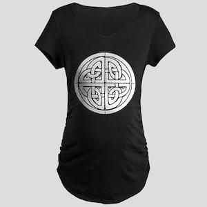 Celtic symbol Maternity T-Shirt