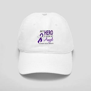 Alzheimers Hero Now My Angel Cap