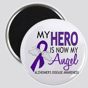 Alzheimers Hero Now My Angel Magnet