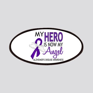 Alzheimers Hero Now My Angel Patches