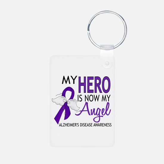Alzheimers Hero Now My Ang Keychains