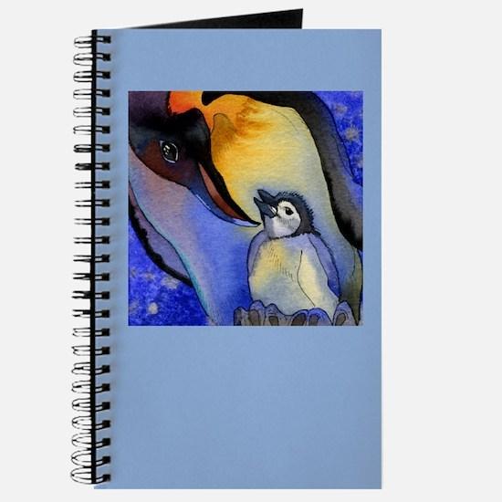 Devoted Dad Penguin Journal