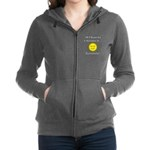 Christmas Sunshine Women's Zip Hoodie