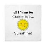 Christmas Sunshine Queen Duvet