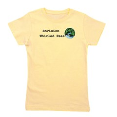 Envision Whirled Peas Girl's Tee