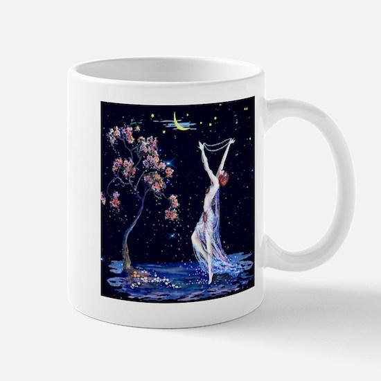 Tsanya Starlight Dancer, Art Deco Mugs