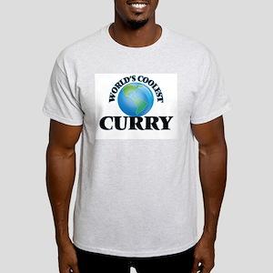 World's Coolest Curry T-Shirt