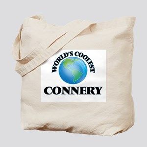 World's Coolest Connery Tote Bag