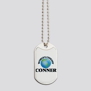 World's Coolest Conner Dog Tags