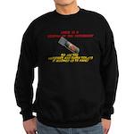 Patriarchy logic bomb Sweater