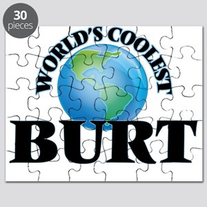 World's Coolest Burt Puzzle