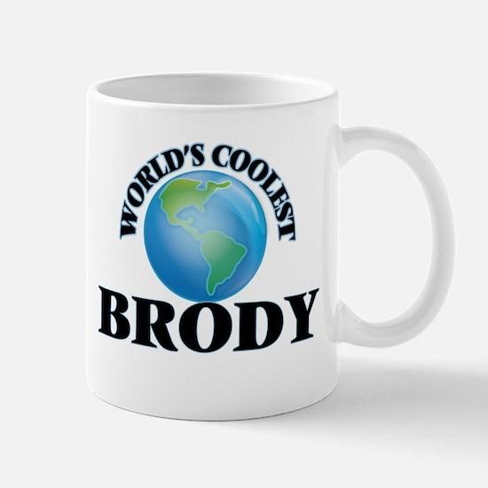 World's Coolest Brody Mugs