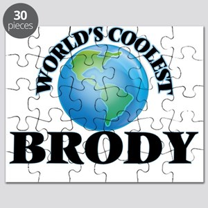 World's Coolest Brody Puzzle