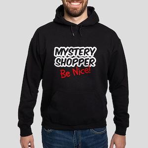 Mystery Shopper - Be Nice! Hoodie (dark)