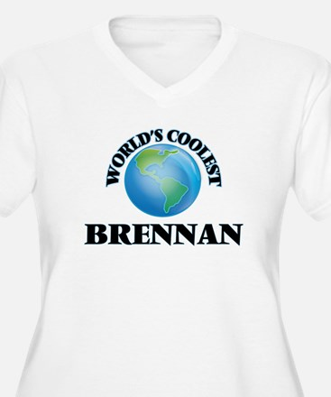 World's Coolest Brennan Plus Size T-Shirt