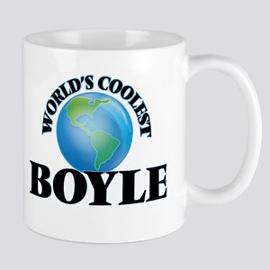 World's Coolest Boyle Mugs