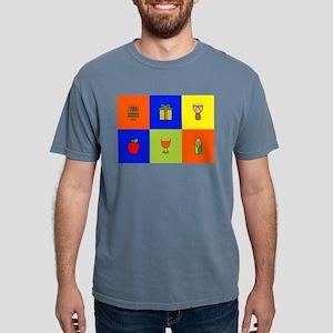 kwanzaa colorblock T-Shirt