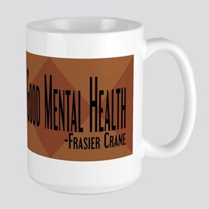 Here's Wishing You Good Mental Health Mugs