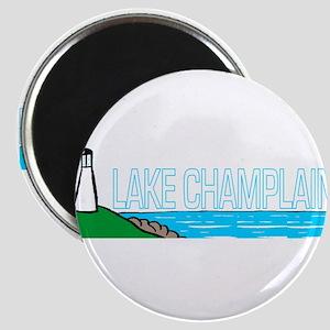Lake Champlain Magnet
