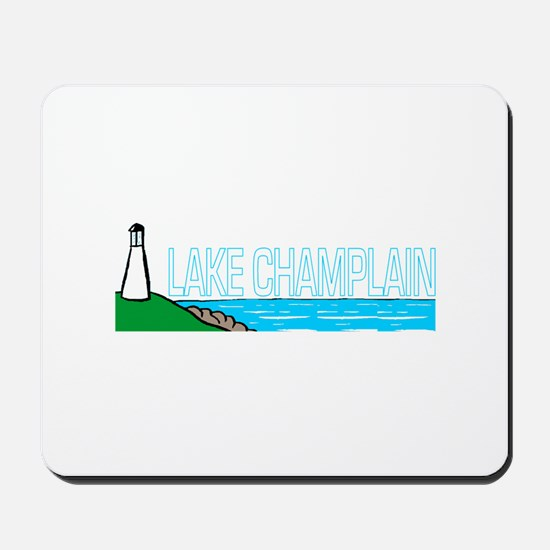 Lake Champlain Mousepad