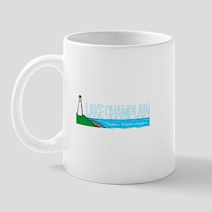 Lake Champlain Mug