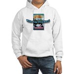 WRITE YOUR OWN STORY! Hooded Sweatshirt
