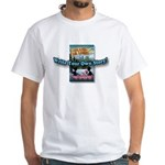 WRITE YOUR OWN STORY! White T-Shirt
