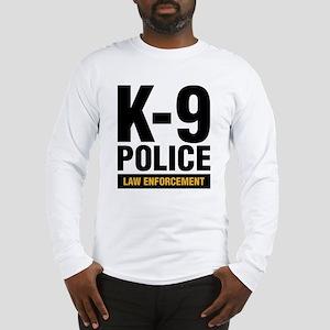 LAWPROk9police Long Sleeve T-Shirt
