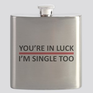 You're In Luck - I'm Single Too Flask
